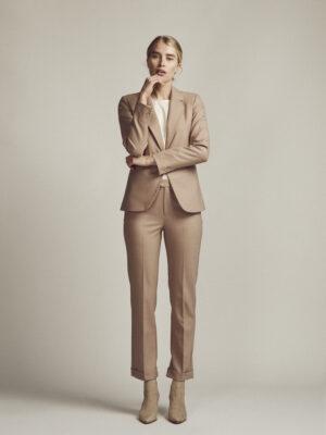 femmes du sud pantalon Malou camel
