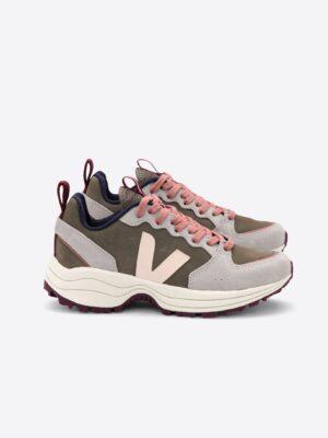 Veja Venturi kaki sable Oxford grey