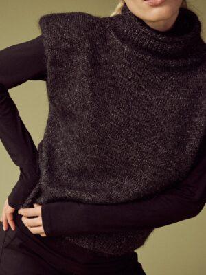 femmes du sud pullover Lola black