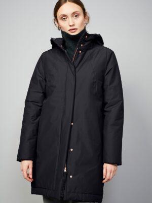 Langerchen coat Ariza Black
