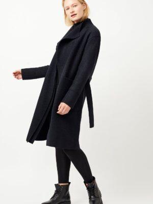 Langerchen coat Tallulah carbon