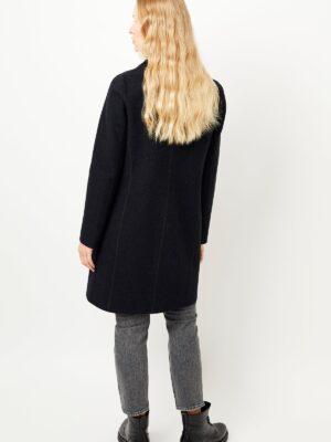 langerchen classic coat carbon