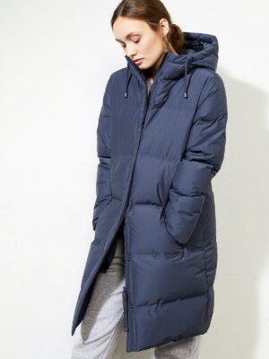 Langerchen coat Aike Blue Steel